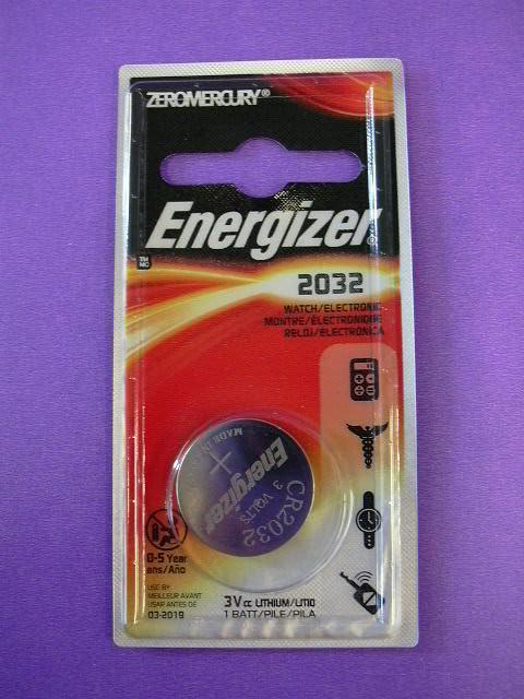 2032 Battery