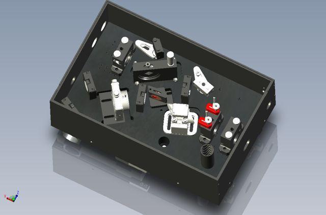 Ti:Sa laser for GANIL RILIS v2010