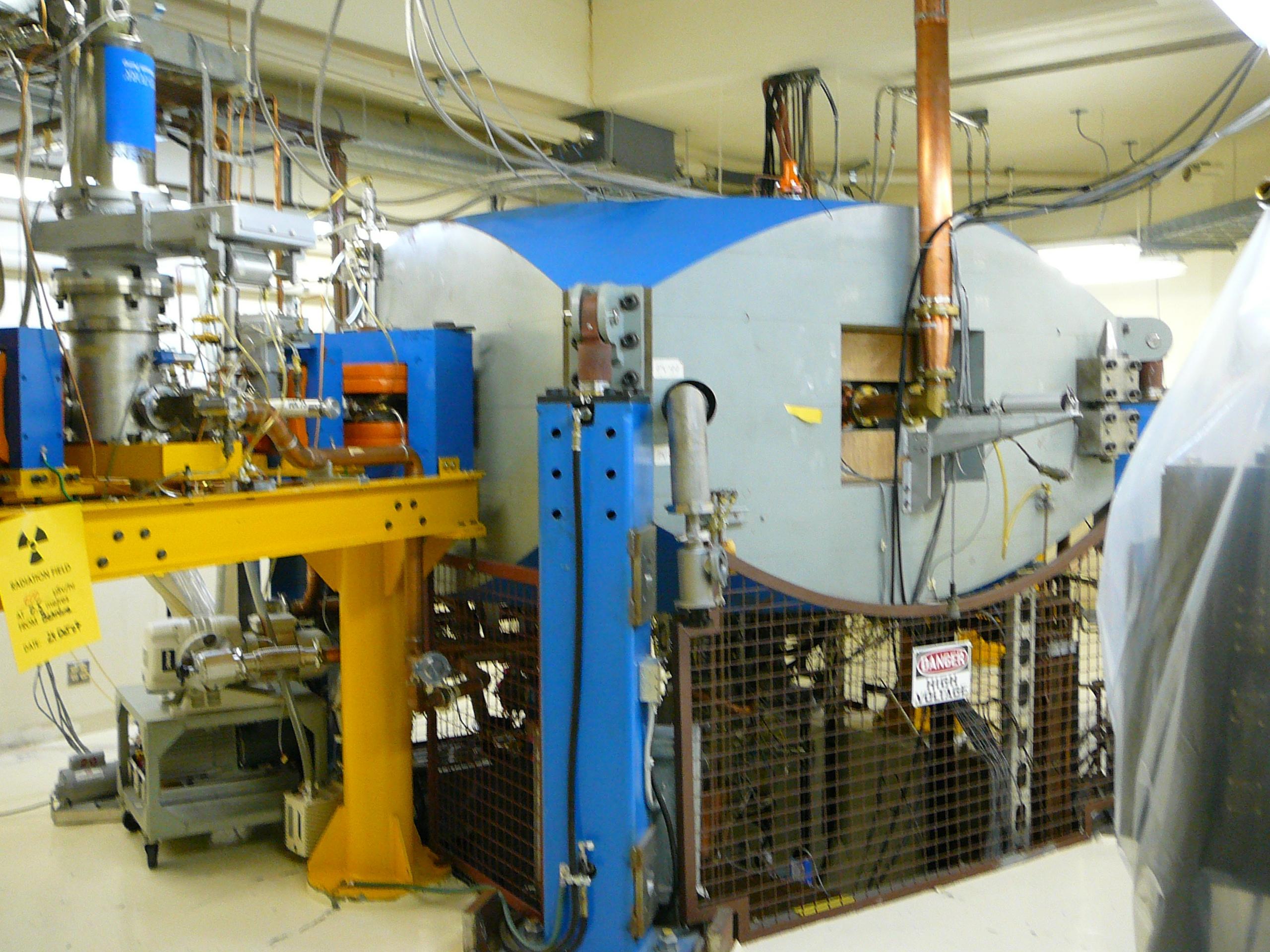 TR30-1 Cyclotron