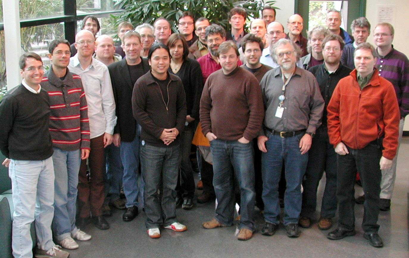 ALPHA Collaboration Meeting, April 2010, at TRIUMF, Vancouver, Canada