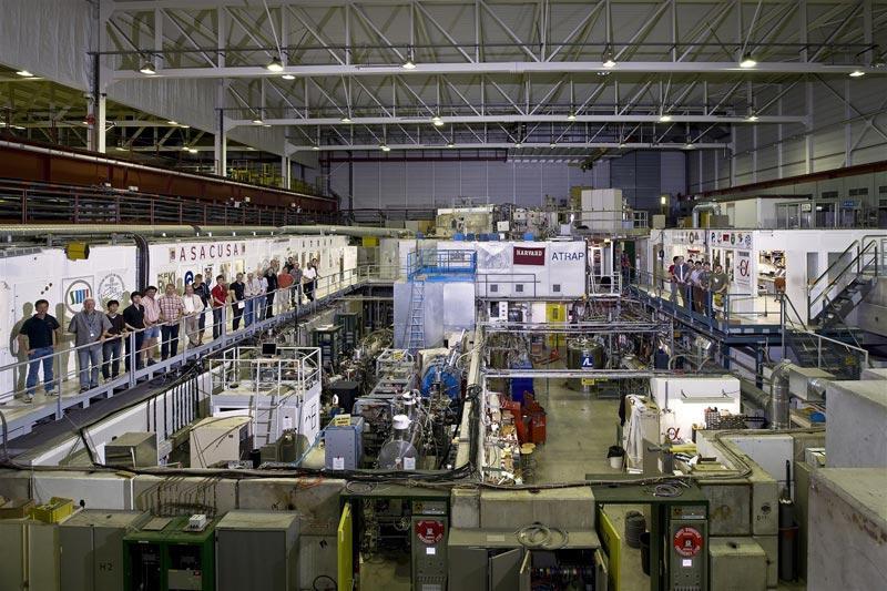 Antihydrogen Teams at CERN